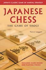 Japanese Chess af Trevor Leggett