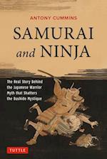 Samurai and Ninja af Antony Cummins