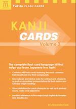 Kanji Cards (Tuttle Flash Cards, nr. 2)