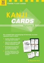 Kanji Cards (Tuttle Flash Cards, nr. 4)