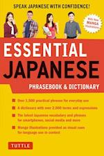 Essential Japanese Phrasebook and Dictionary