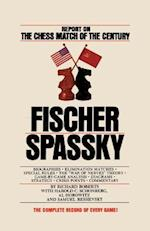 Fischer / Spassky Report on the Chess Match of the Century af Richard Roberts, Harold C. Schonberg