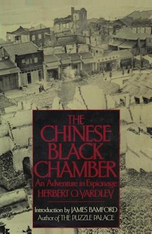 Bog, hæftet The Chinese Black Chamber An Adventure in Espionage af Herbert O Yardley