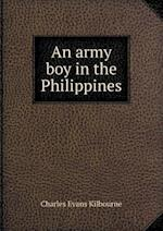 An army boy in the Philippines