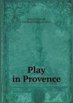 Play in Provence af Joseph Pennell