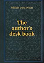 The Author's Desk Book af William Dana Orcutt