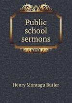 Public school sermons