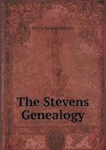 The Stevens Genealogy af Elvira Stevens Barney