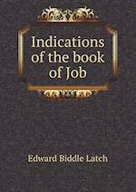 Indications of the book of Job