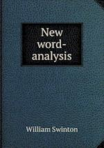 New Word-Analysis af William Swinton