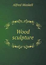 Wood Sculpture af Alfred Maskell