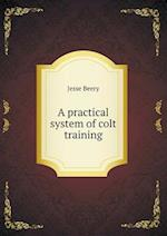 A Practical System of Colt Training af Jesse Beery