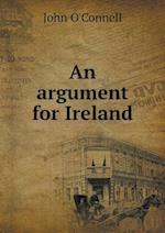 An argument for Ireland