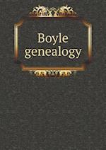 Boyle Genealogy af John Boyle