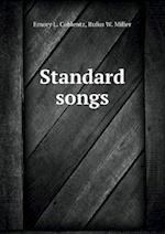 Standard Songs af Rufus W. Miller, Emory L. Coblentz