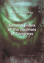 General index of the Journals of Congress