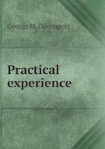 Practical experience af George M. Davenport