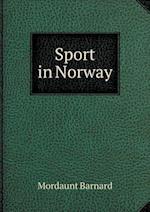 Sport in Norway af Mordaunt Barnard