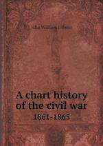 A chart history of the civil war 1861-1865