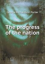 The Progress of the Nation af George Richardson Porter