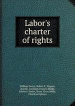 Labor's Charter of Rights af William Green