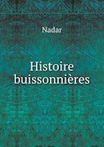 Histoire Buissonnieres af Nadar