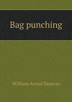 Bag punching