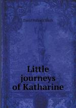 Little journeys of Katharine af David Pollock Black