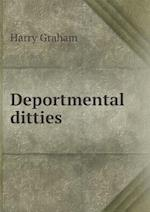 Deportmental Ditties af Harry Graham
