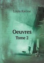 Oeuvres Tome 2 af Louis Racine
