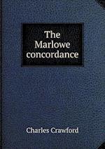 The Marlowe Concordance af Charles Crawford
