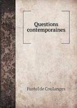 Questions Contemporaines af Fustel De Coulanges
