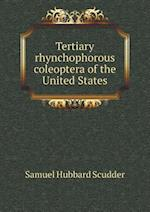 Tertiary Rhynchophorous Coleoptera of the United States af Samuel Hubbard Scudder