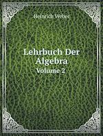 Lehrbuch Der Algebra Volume 2 af Heinrich Weber