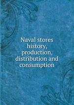 Naval stores history, production, distribution and consumption