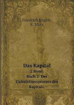Das Kapital 2 Band. Buch 2