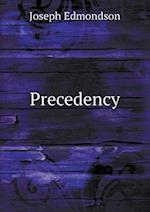 Precedency af Joseph Edmondson