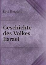 Geschichte Des Volkes Iisrael af Levi Herzfeld