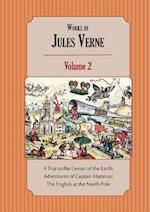Works of Jules Verne Volume 2