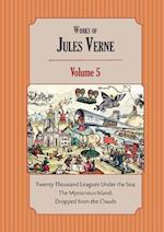 Works of Jules Verne Volume 5