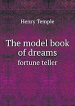 The model book of dreams fortune teller af Henry Temple