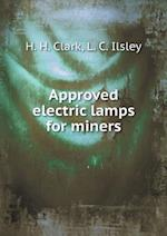 Approved electric lamps for miners