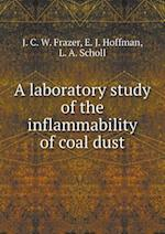 A laboratory study of the inflammability of coal dust