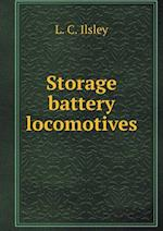 Storage Battery Locomotives