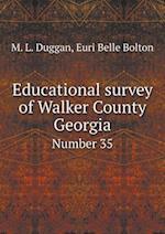 Educational survey of Walker County Georgia Number 35