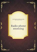 Radio phone receiving