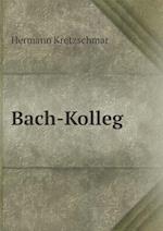 Bach-Kolleg af Hermann Kretzschmar