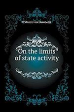 On the Limits of State Activity