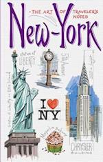 New-York (Travelers Sketchbooks)