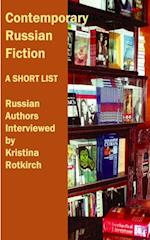 Contemporary Russian Fiction (New Russian Writing)
